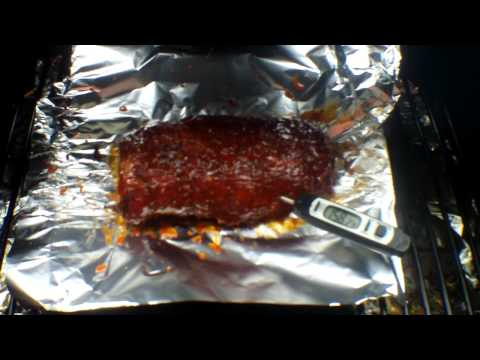 Traeger Pork Roast