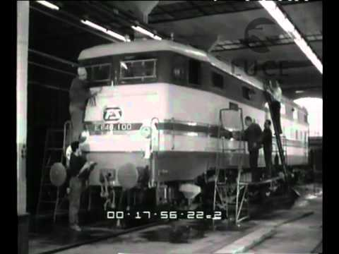 Un locomotore d'avanguardia.
