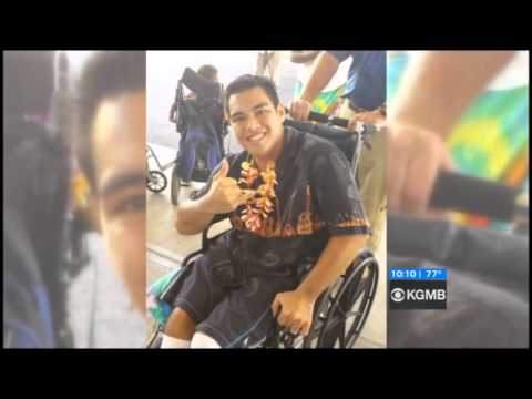 Dwayne The Rock Johnson Helps Hawaii Shriners Patient