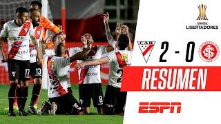 ¡BATACAZO HISTÓRICO EN BOLIVIA! | Always Ready 2-0 Internacional | RESUMEN