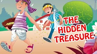 Kids Moral Story - The Hidden Treasure