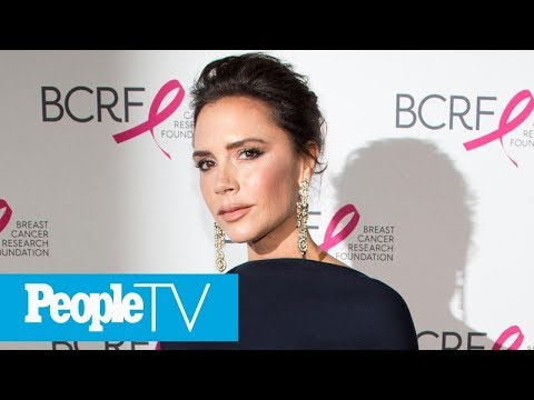 Victoria Beckham Opens Up About The Key To Her Success: 'I Always Go By My Gut Instinct' | PeopleTV