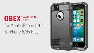 seidio obex waterproof case for iphone 6 6s iphone 6 6s plus