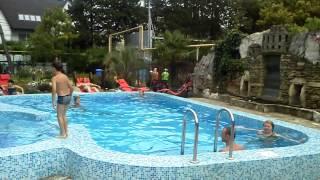 Отель Кристалл, курортный городок, Адлер(, 2015-12-05T10:18:03.000Z)