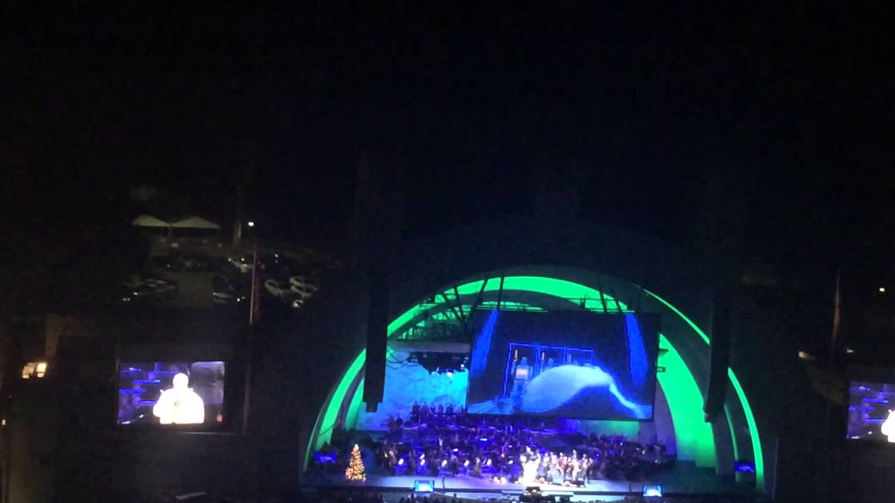 Nightmare Before Christmas at the Hollywood Bowl part 1 - YouTube