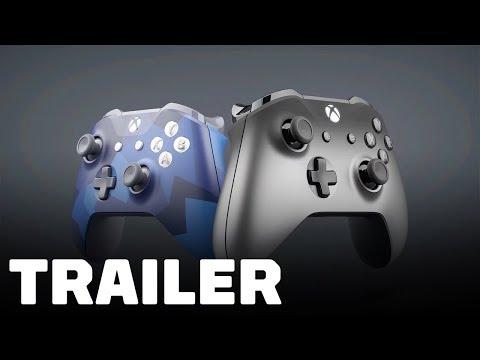 Xbox Design Lab - Camo And Shadow Reveal Trailer