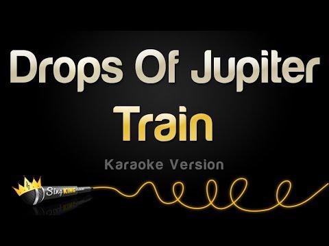 Train - Drops Of Jupiter (Karaoke Version)