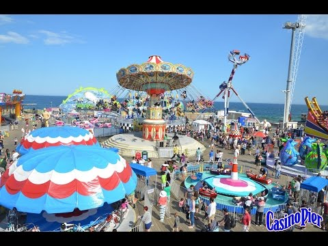 Seaside Heights, NJ (Casino Pier)