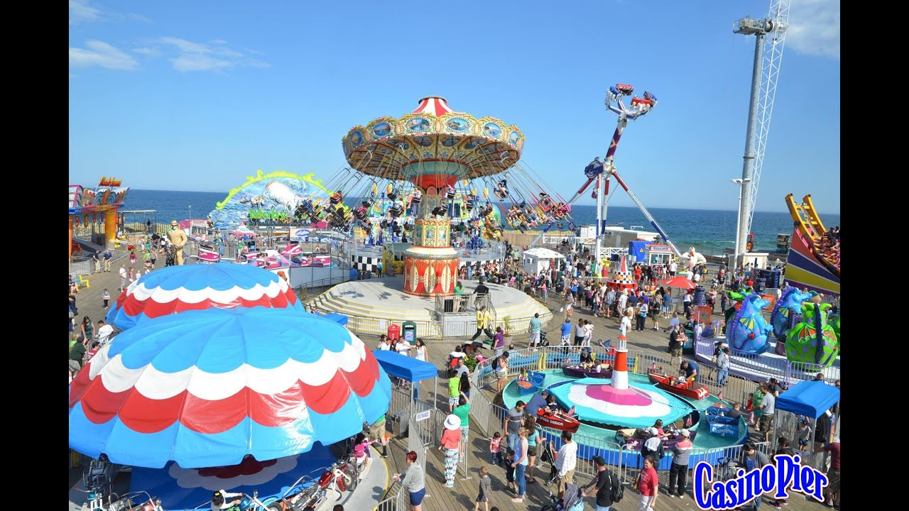 Seaside heights casino pier nj rama casino ontario