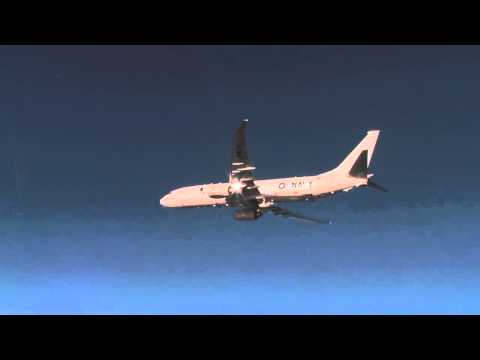 P-8A Poseidon Multimission Maritime Aircraft Flight Operations