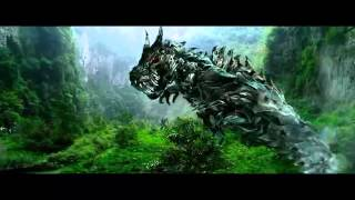 Transformers 4 Optimus Prime vs Grimlock (Türkçe Dublaj)