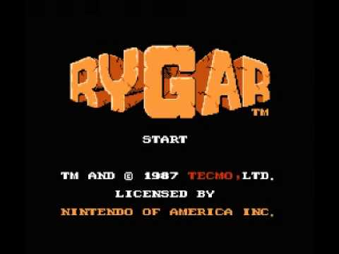 Rygar (NES) Music - Stage Theme 05