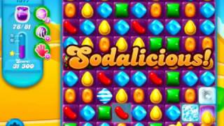 Candy Crush Soda Saga Level 1377 - NO BOOSTERS **