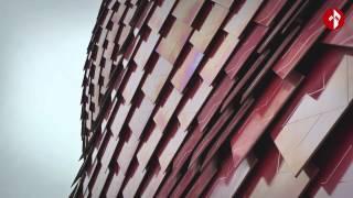 Casalgrande Padana for Vanke at Expo 2015