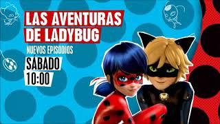 Season 2 Miraculous Ladybug Promo España y TFOU