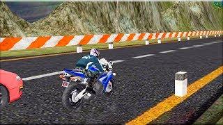 City Highway Stunt Bike Racing 2018: Moto Rider! - Gameplay Android Game - Bike Racing Game