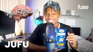 Jufu Does ASMR with Ramen, Shares Tips For TikTok & Being Your Authentic Self | Mind Massage | Fuse