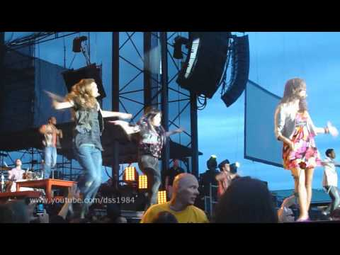 Camp Rock Tour Hershey - Brand New Day