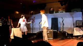 Ichigo & Rukia apresentação Animekai