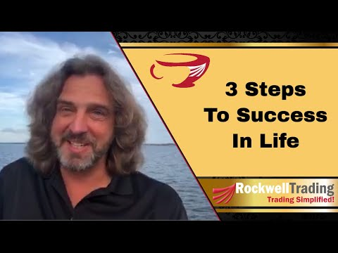 3 Steps To Success In Life – Here's what to do