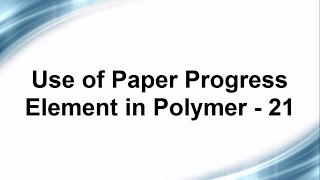 Free Phonegap + Android Material Design using Polymer - Use of Paper Progress Element - 21