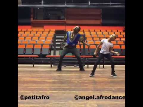 Dancer: @petitafro @angel.afrodance | Afro Beats