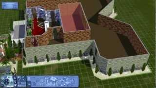 Les Sims 3 Showtime - Construction d'une discothèque/bar/restaurant/hôtel (partie 2)
