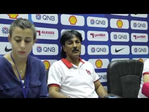 Nepal U 19 Coach Raju Kaji Shakya analyzes Nepal U 19 Performance in Qualifiers By GoalNepal com