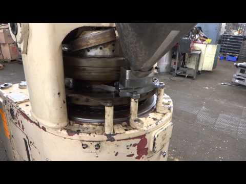 fette compression machine manual