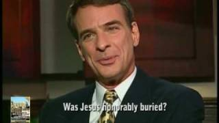 Was Jesus honorably buried?