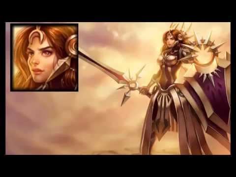 Frases Dos Campeões League Of Legends Youtube