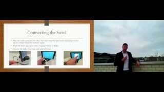 A Guide to Recording your Lectures and Slides with Swivl