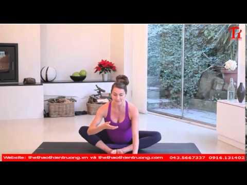 Bài tập Yoga cho bà bầu đơn giản, hiệu quả