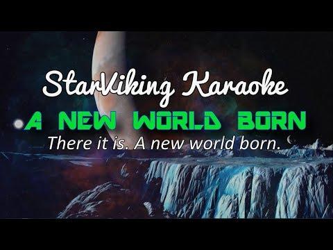 STARVIKING KARAOKE: A New World Born