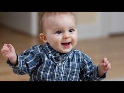 videos de risa de bebes bailando