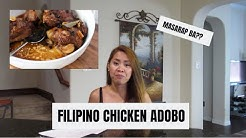 CHICKEN ADOBO I FILIPINO I MY LIFE IN DALLAS TEXAS
