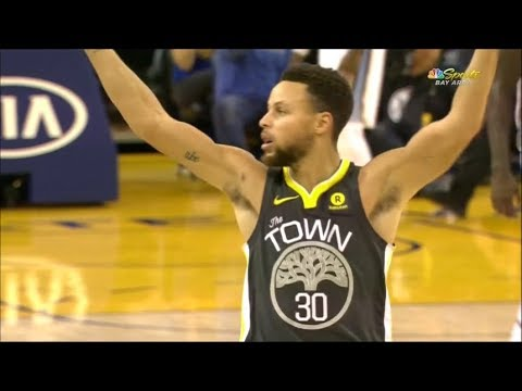 Warriors '17-18 Season: Game 37 vs. Grizzlies (12/30/2017)