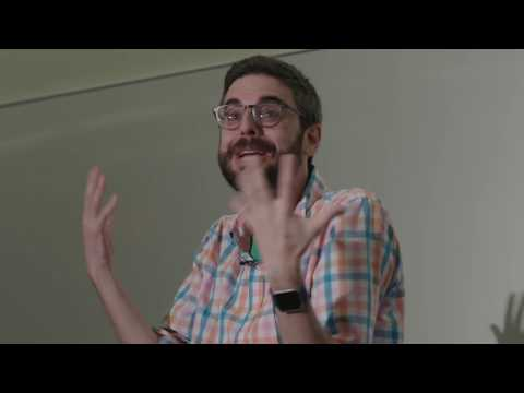 Dan Shiffman - Codeland - Creative Coding: An art and code showcase - NYC 2017
