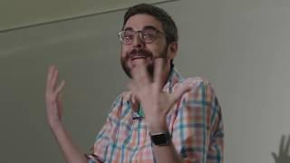 Dan Shiffman - Codeland - Creative Coding: An art and code showcase - NYC 2017
