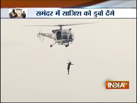 Watch Indian Army's Combat Operation 'Shakti' in Desert of Rajasthan