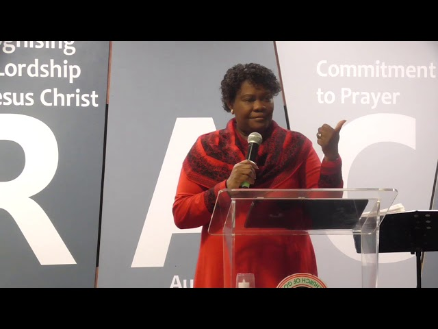 Holy Communion Service: 01/11/2019 - Attitude & Heart of PRAYER