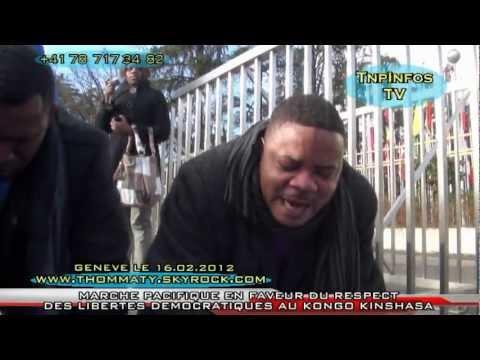 MARCHE CHRÉTIENNE DU JEUDI 16 FÉVRIER 2012 A GENEVE
