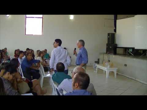 Carlos Alberto Etchevarne - Seminário de Arqueologia - Paramirim Bahia