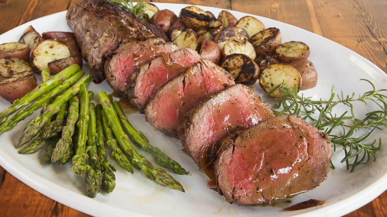 recipe: beef tenderloin steak recipe grill [25]