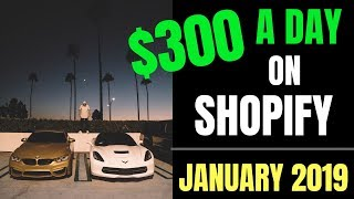2 BEST Ways To 0/Day On Shopify In January 2019