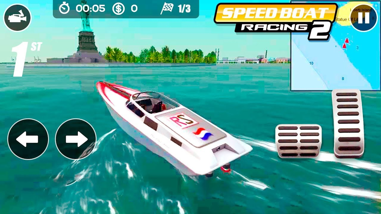 boat racing games play free online