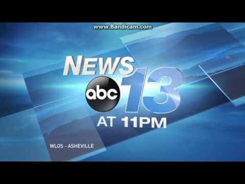 WLOS: News 13 At 11pm Open--2017
