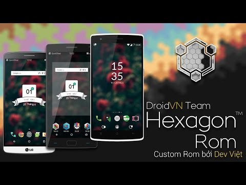 HexagonOS ROM 1.2 Review | Android Marshmallow 6.0.1 | AndroGuider