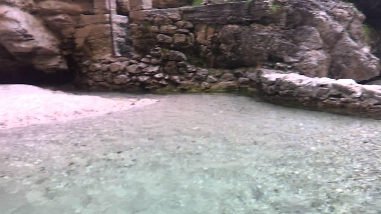 Cascate della soffia lago del mis belluno youtube for Planimetrie della cabina del lago