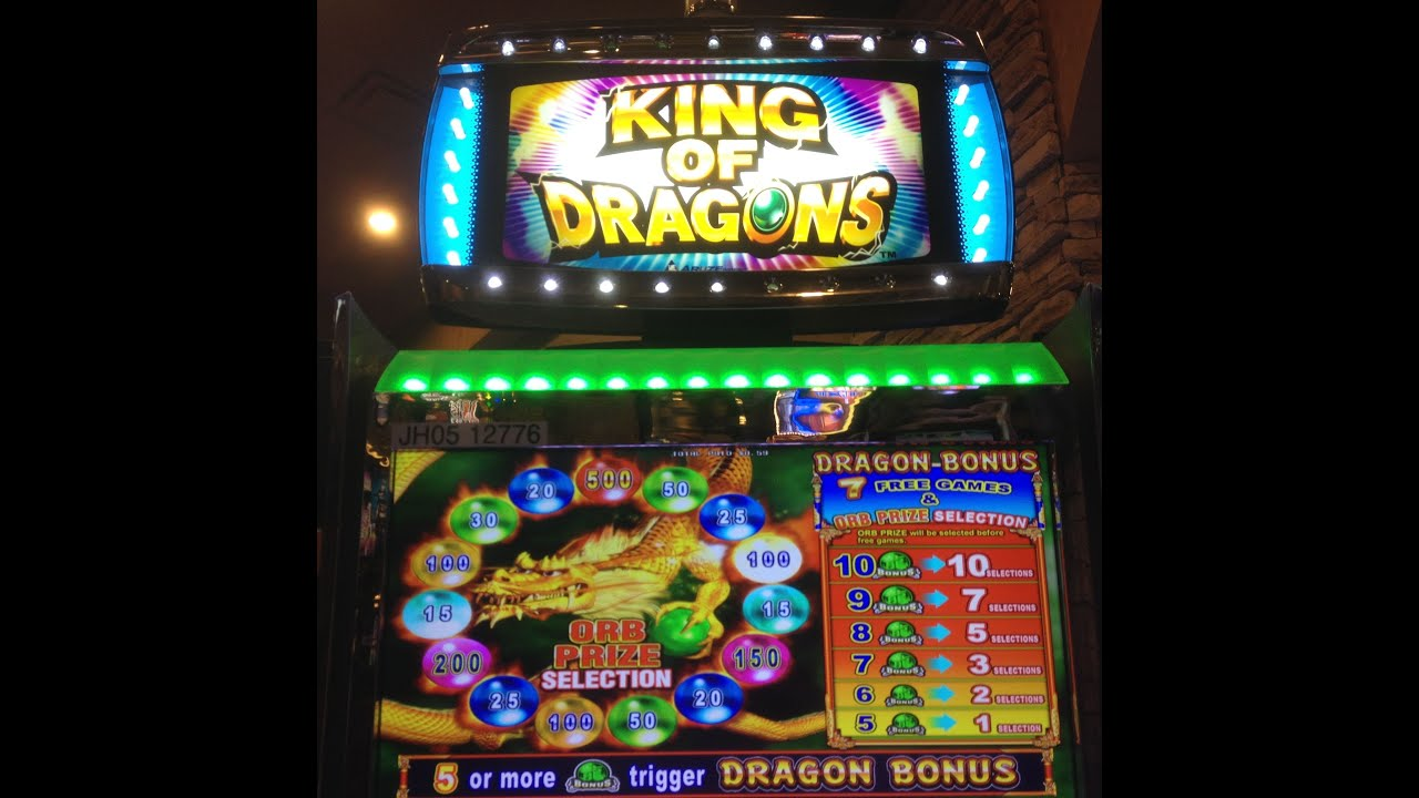 Aruze dragon orb slot machine best slot games to play at casinos